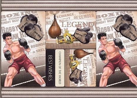 Buzzcraft - Vintage Sport - Knockout Topper Sheet.