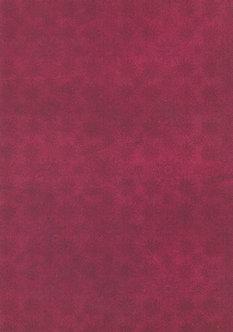 Kanban - Velevt Red Snowflake Background Card