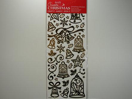 Docrafts - Create Christmas -  Bells
