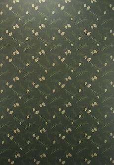 Kanban - Green Pinecones Background Card