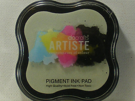 Docraft Artiste - Pigment Ink - Clear Emboss