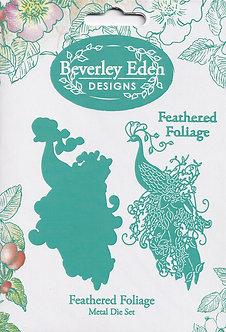 Beverley Eden Designs - Feathered Foliage Die Set