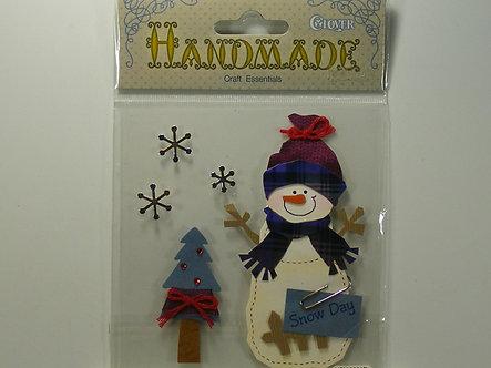 Clover - Handmade Craft Essentials Snow Day