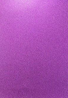 A4 Glitter Card (Non Shed) - Purple 180gsm.