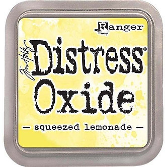 Ranger - Tim Holtz Distress Oxide - Squeezed Lemonade.