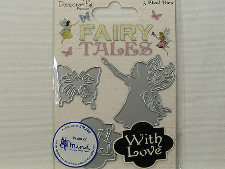 Dovecraft - Fairy Tale Die Set