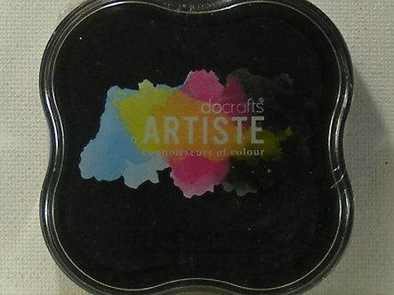 Docraft Artiste - Pigment Ink -  Black