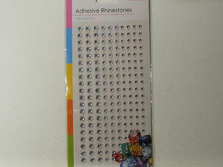 Sifcon - Adhesive Rhinestones (200)