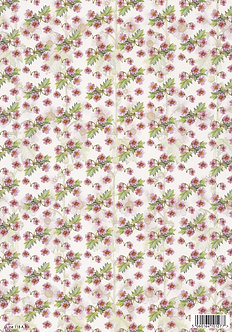 Craftstyle - A4 Single-Sided Pattern Paper