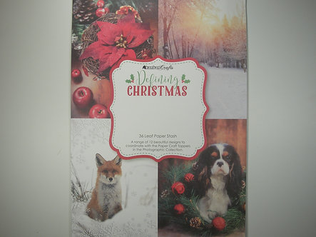 Kanban - Defining Christmas Photographic Paper Stash