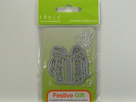 Tonic Studios - Rococo Petite Die - Festive Gift.