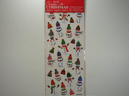 Docrafts - Create Christmas - Snowmen.