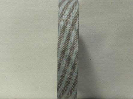Create & Craft Jute Printed Ribbon - Banner