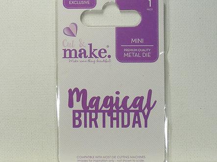 Cut & Make - Mini fantasy Die