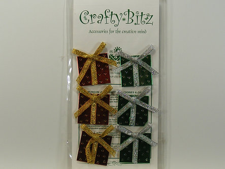 Crafty Bitz - Christmas Presents Toppers