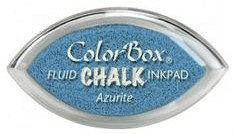 Colorbox - Fluid Chalk Ink Pad - Azurite