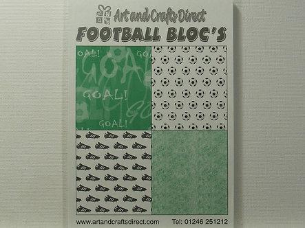 Art & Crafts Direct - Football Bloc's.