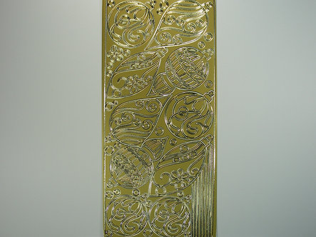 Elizabeth Craft Designs - Christmas Bauble Peel Offs (Gold)