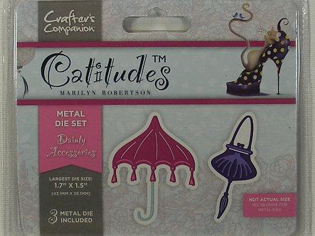 Catitudes - Dainty Accessories Die Set