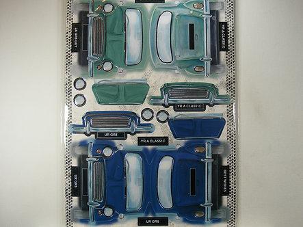 Kanban - Kan-Cars Topper Sheet
