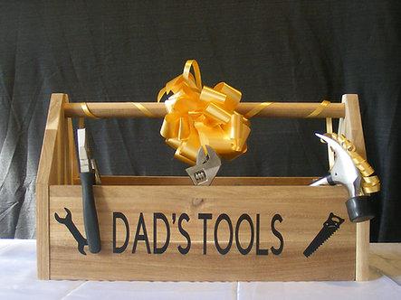 Handmade Personalised Tool/Sewing Box