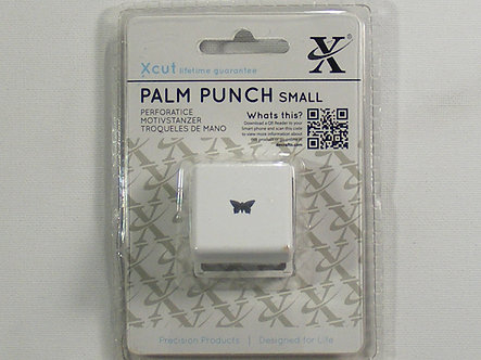XCut - Pointed Butterfly Small Palm Punch.