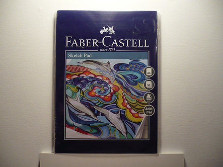 Faber Castell A4 Sketch Pad.