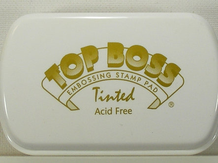 Clearsnap Top Boss - Embossing Stamp Pad - Tinted