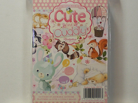 Hunkydory - Little Book Of Cute & Cuddly.