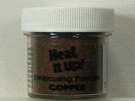Heat It Up - Copper Embossing Powder
