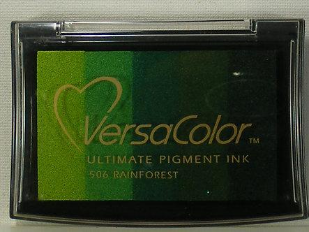 TSUKINEKO - VersaColor Ink Pad - Rainforest