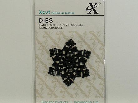 Xcut - Die - Black Snowflake