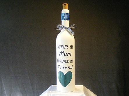 Light Up Bottle Gift