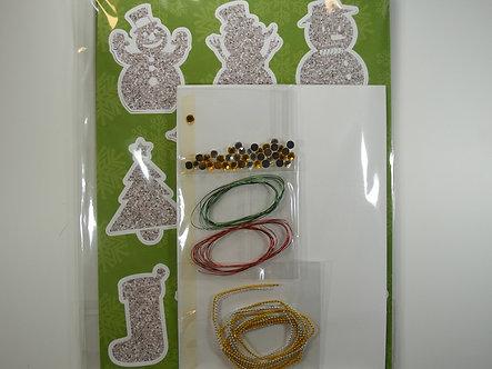 Create & Craft - Glitter Galore Card Kit