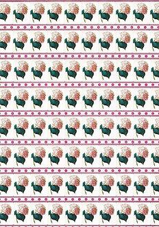 A4 Designer Patterned Paper