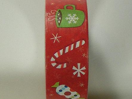 Christmas Craft - Christmas Icons Washi Tape