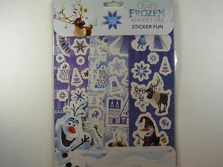 Disney's Frozen - Olaf's Frozen Adventure Sticker Fun