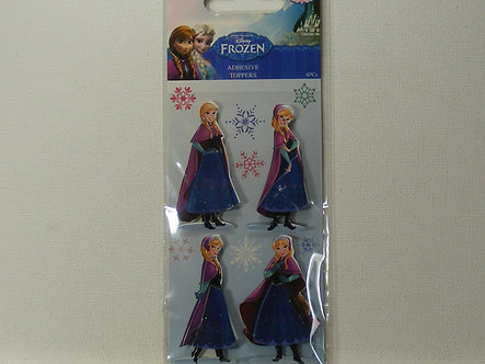 Disney's Frozen - Adhesive Toppers - Anna