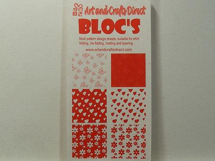 Arts & Crafts Direct - Paper Bloc's.