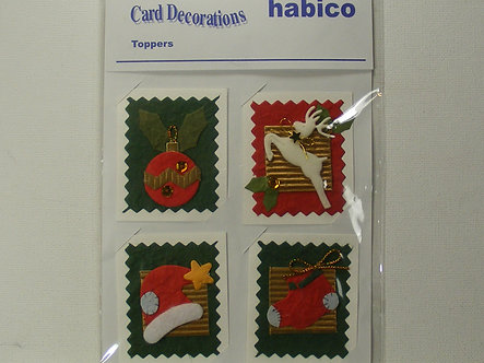 Habico - Christmas Toppers.