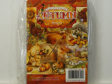 Hunkydory - Little Book Of Autumn