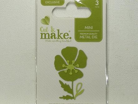 Cut & Make - Mini Botanical Dies