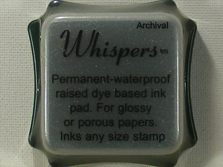 Archival - Whispers Pine Green Dye Based Ink Pad