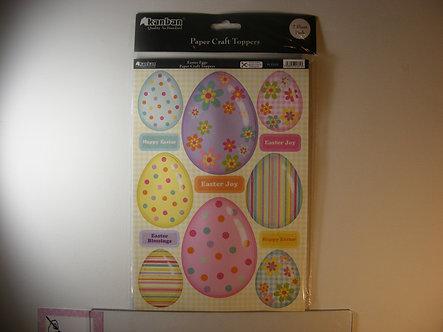 Kanban - Easter Egg & Background Card.