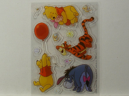 Disney - Winnie The Pooh & Friends Clear Stamps