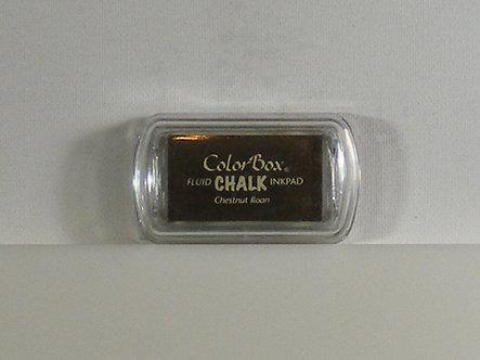 Color Box - Mini Fluid Chalk Inkpad - Chestnut Roan