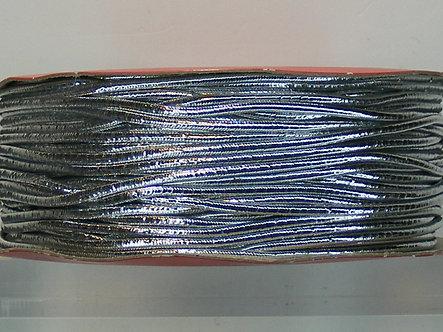 North Pole - 8mtr Metallic Cord (Silver)