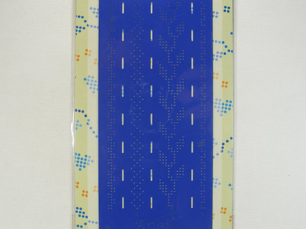 Aribe - Steel Bead Embroidery Template