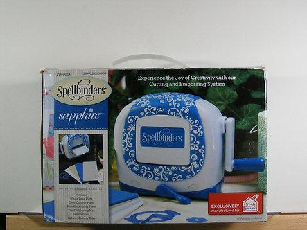 Spellbinders Sapphire Die Cutting Machine
