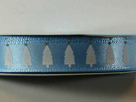 Dovecraft - Creative Ribbon Christmas Trees. Grosgrain.